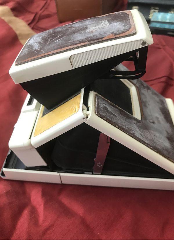 Polaroid camera SX 70
