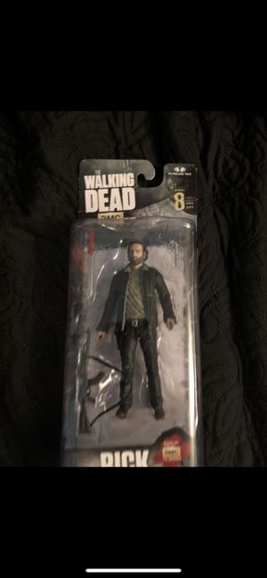The walking dead action figure collectible for Sale in Bell, CA