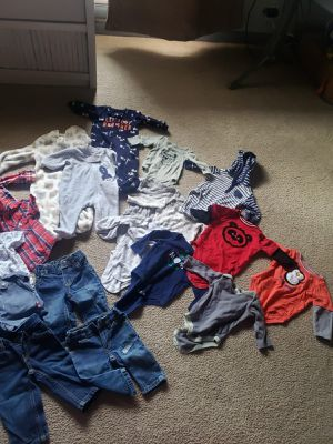 3-6 months baby clothes for Sale in Denver, CO