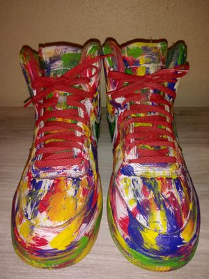 Custom Nike Air Force 1 High for Sale in Jacksonville, FL