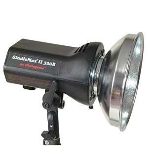 2 Photogenic studiomax II Strobe Monolight Flash 320B and 160 for Sale in Encinitas, CA