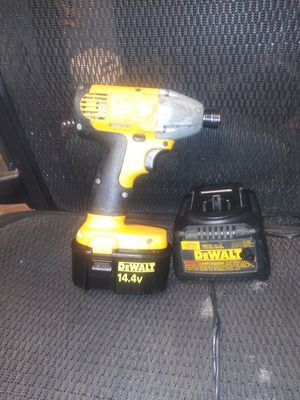 Drill with battery and charger for Sale in Phoenix, AZ