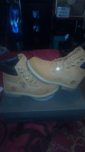 Timberland Wheat Boots for Sale in Forest Park, GA