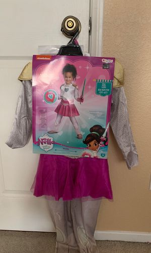 Toddler girls nella costume for Sale in San Diego, CA