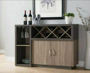 Contemporary Grey 6-shelf Dining Server for Sale in Diamond Bar, CA