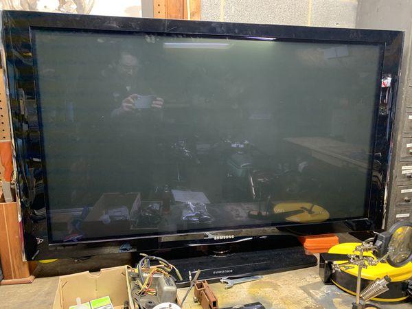 "50"" Samsung Plasma TV"