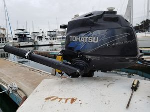 Tohatsu outboard boat motor for Sale in San Diego, CA
