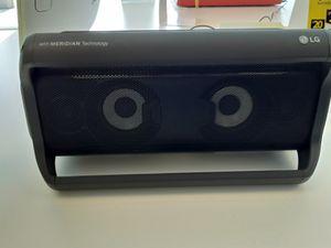 LG speaker portable for Sale in Miami, FL