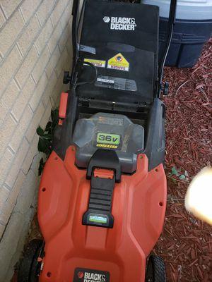 Black & Decker CM1936 cordless 36V lawn mower for Sale in Denver, CO