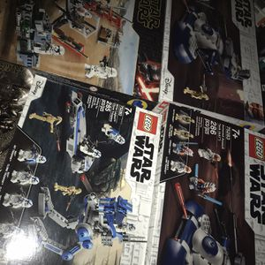 Lego Star Wars VEHICLE LOT ONLY for Sale in Monterey Park, CA