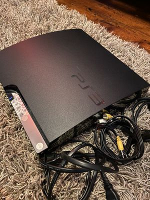 Ps3+control+10sets and 3free for Sale in West Orange, NJ