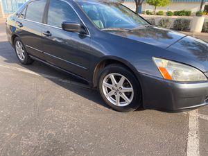 HONDA ACCORD 2003 V6 $3500 OBO for Sale in Phoenix, AZ