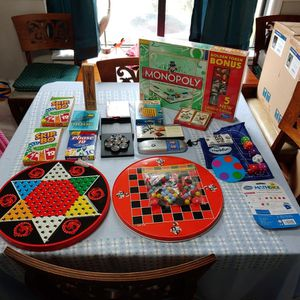 14 Game Bundle- Including Sealed Limited Edition Monopoly for Sale in West Columbia, SC