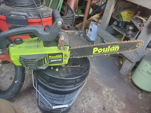 Chain saw for Sale in Columbus, OH