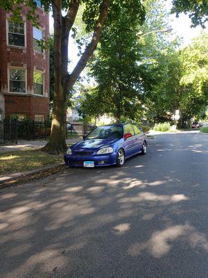 1997 Honda Civic Si clone for Sale in Chicago, IL