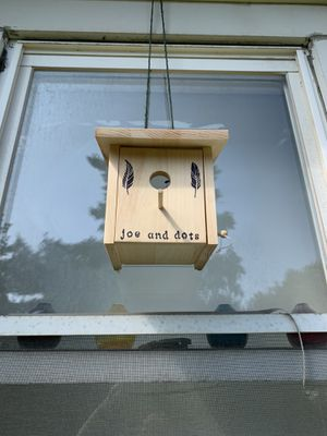 In the window, birdhouse. for Sale in Hermon, ME
