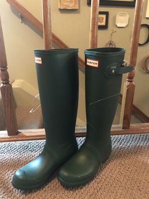 Hunter boots for Sale in La Grange Park, IL