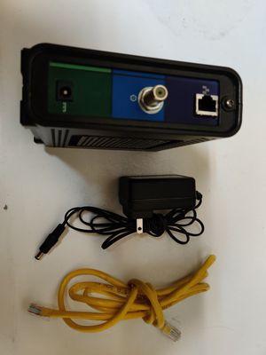 Motorola Cable Modem for Sale in Corona, CA