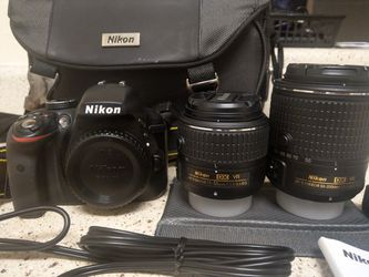Nikon D3300 DSLR Camera for Sale in Denver,  CO