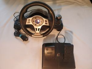 Ps3 steering wheel for Sale in Aurora, CO