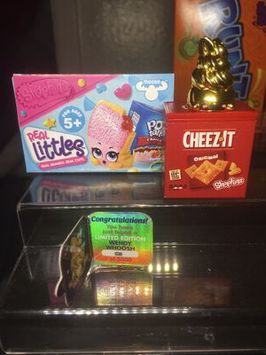 SHOPKINS SEASONS 12 GOLD LIMITED EDITION WENDY WHOOSH for Sale in Fresno, CA