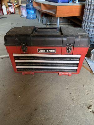Tool box for Sale in Modesto, CA