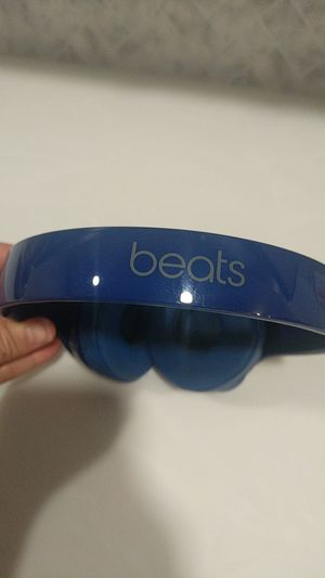 Used Dr. Dre BEATS Solo Headphones for Sale in San Diego, CA