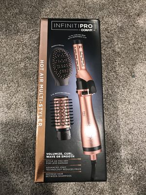 InfinitiPro hot air multi-styler for Sale in Columbia, MO