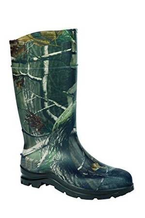 NEW Unisex Rain / Fishing / Hunting Boots Men size 7 or Women Size 9 for Sale in San Jose, CA