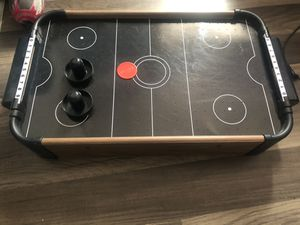Mini air hockey table for Sale in San Dimas, CA