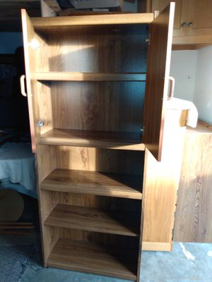 """Book shelves..dimensions are 72""""h 30""""w 12""""d for Sale in Kent, WA"""