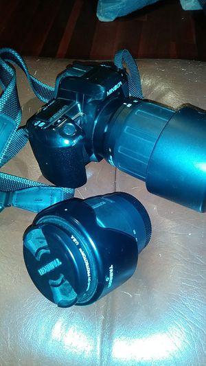 Minolta Maxxum HTsi Camera for Sale in Martinez, CA