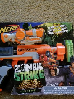 Nerf Gun Zombie Strike for Sale in Vancouver,  WA
