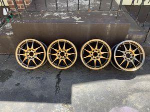 Gold Rims for Sale in Wayne, NJ