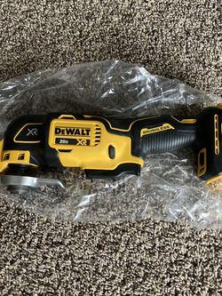 Dewalt 20v XR Multi-tool : Tool Only for Sale in Salem,  OR