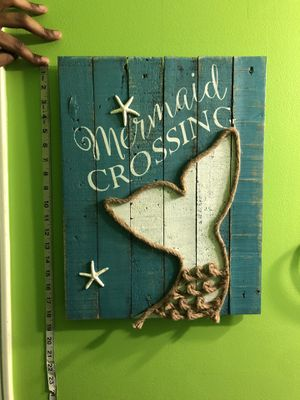 Mermaid decor for Sale in Fort Mill, SC