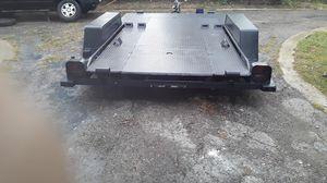 Flat bed car hauler trailer 16 ft O.B.O for Sale in Garland, TX