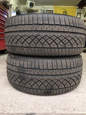 Two - 245/45/18 Continental Extreme Contact DWS Tires for Sale in US