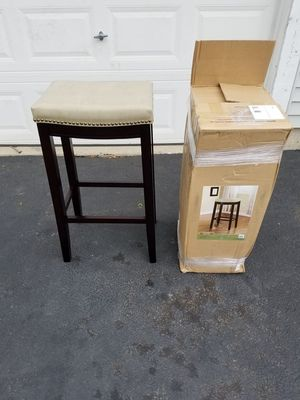 2 Brand new bar stools for Sale in Aurora, IL