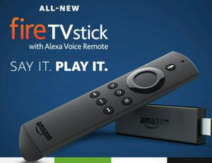 Amazon fire stick jailbroken. Fully loaded!! for Sale in Miami, FL