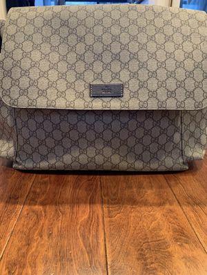 Gucci diapers bag tan for Sale in Ocoee, FL