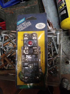 Brand new upper double pole thermostat for Sale in Chesapeake, VA