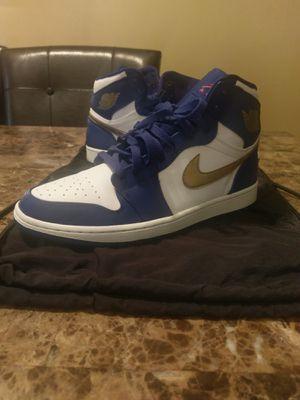 Nike Air Jordan Gold Medal 1s Size 11 for Sale in Cleveland, OH