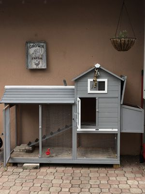 Chicken Coop - Hen House - Poultry or Rabbit Home for Sale in FL, US