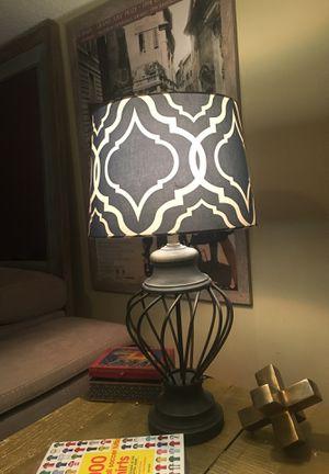 World market lamp for Sale in Alexandria, VA