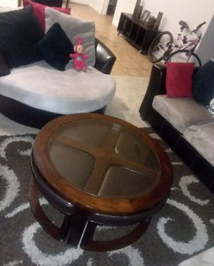 5- piece Coffee Table & End Table for Sale in Irvine, CA