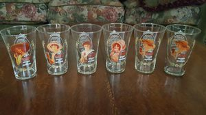 6 Coca Cola Collectible Glasses for Sale in Temecula, CA
