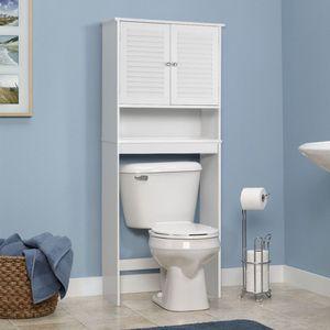 Bathroom Space Saver Toilet Shelves Storage Cabinet for Sale in El Monte, CA
