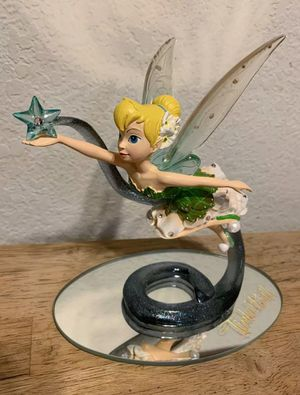 "Disney Bradford Tinker bell ""DREAM BELIEVE & SPARKLE"" w/Swarovski Crystals LE Figurine for Sale in Los Angeles, CA"