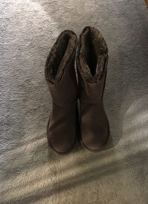 Women's Brown Tall Uggs Size 8 for Sale for sale  Hackettstown, NJ